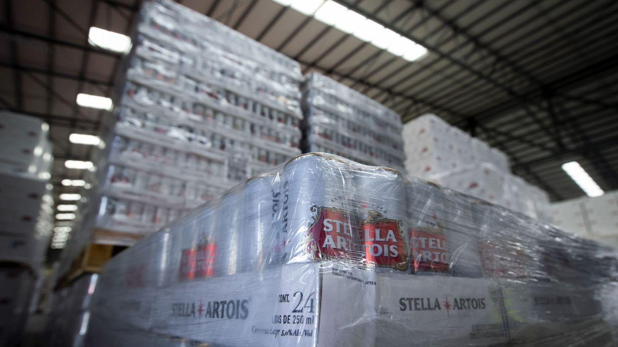 Info Des pertes d'emplois à craindre à la brasserie de Jupille (AB InBev) - RTBF