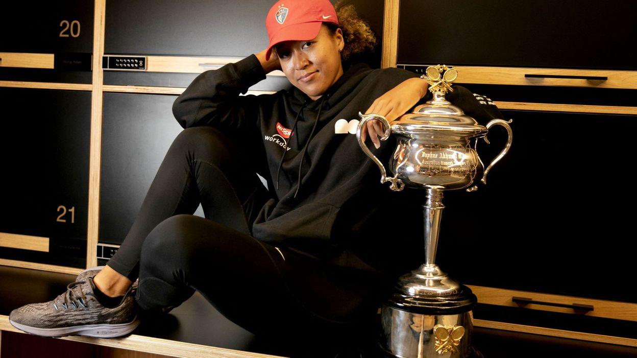 Sport WTA : Osaka dauphine de Barty, Mertens 2e en double - RTBF