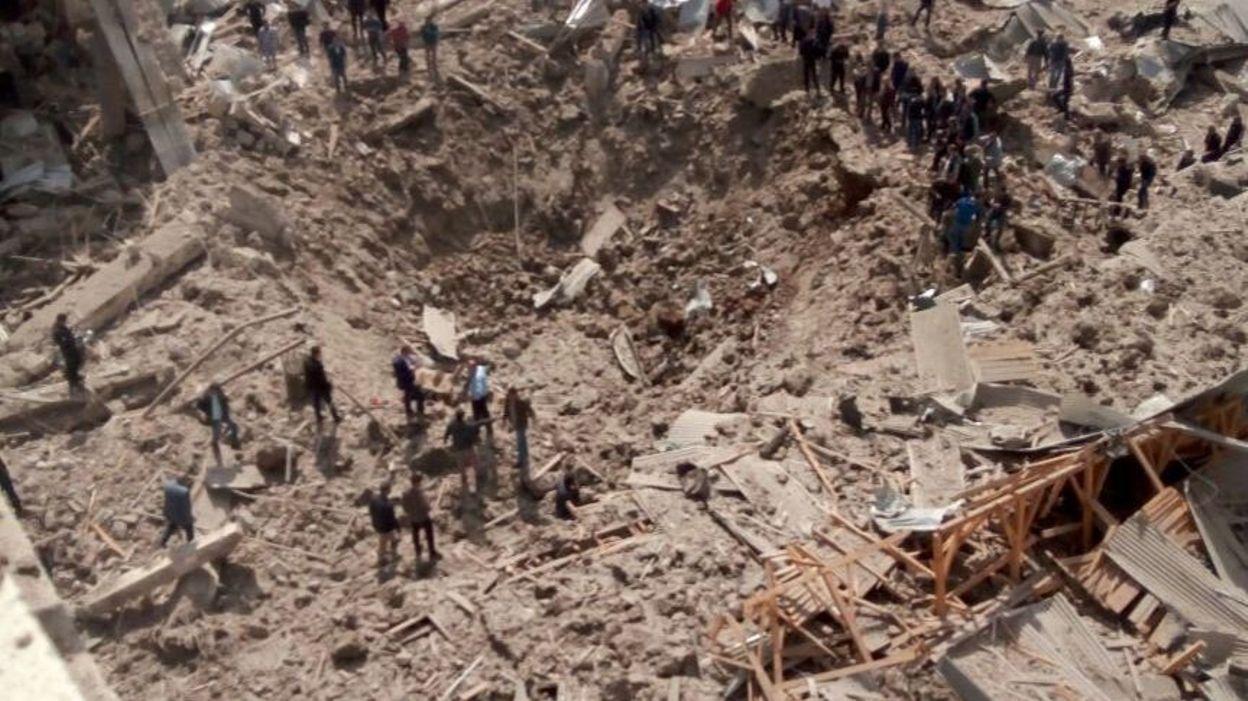 Godfried Danneels Detail: Turquie: Explosion Accidentelle Près D'un QG De La Police