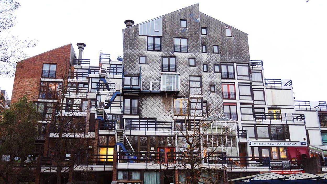 Lucien kroll un architecte proph te for Un architecte