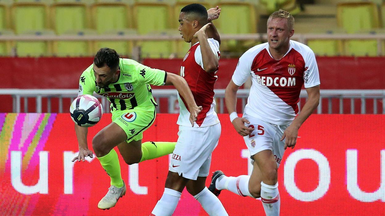Maillot Extérieur AS Monaco Nacer CHADLI