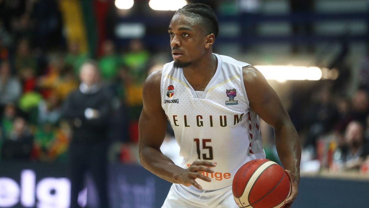 Basket : Les Belgian Lions s'imposent face au Danemark et se qualifient pour l'Euro 2022 - RTBF