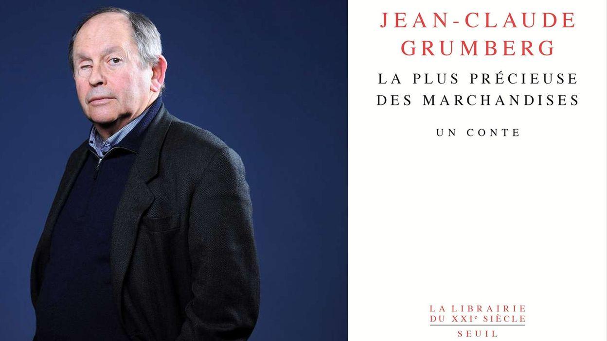 """Résultat de recherche d'images pour """"jean claude grumberg la plus précieuse des marchandises"""""""