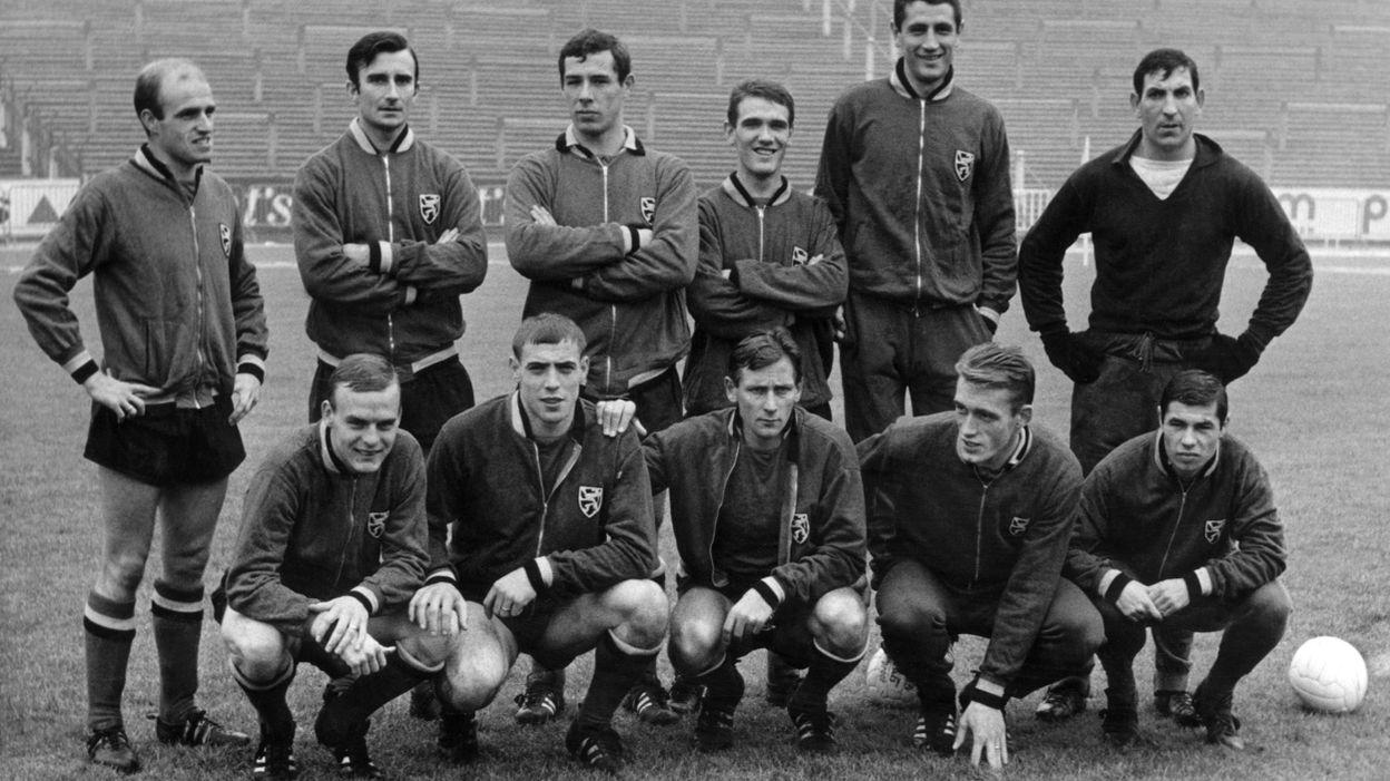 Национальная сборная Бельгии по футболу 1966