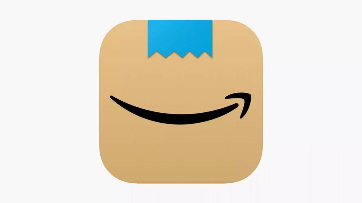 Amazon forcé de changer la nouvelle icône de son application - RTBF
