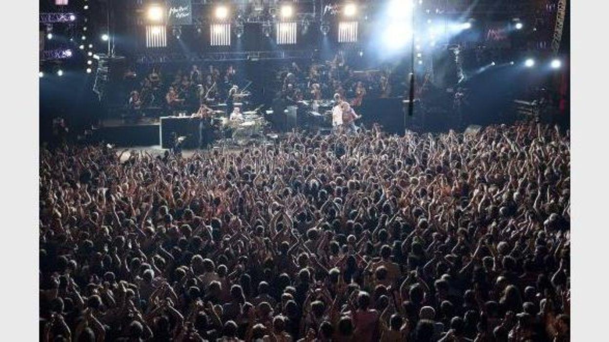salle concert heysel