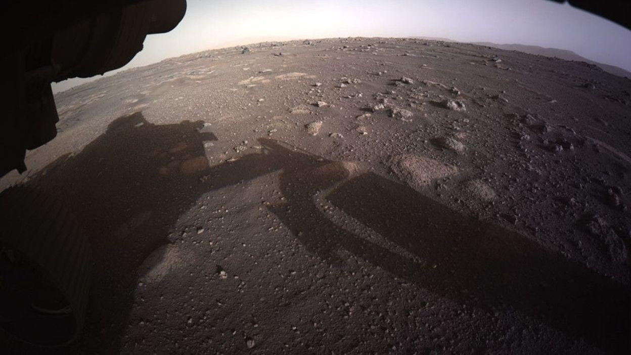 Ecoutez-vous comme si vous étiez sur Mars - RTBF