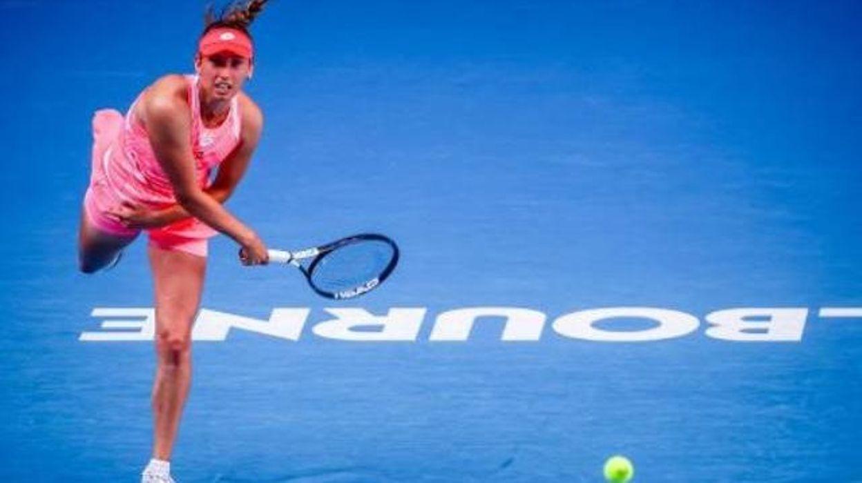 11h08 Australian Open : Elise Mertens en quart de finale du double féminin - RTBF