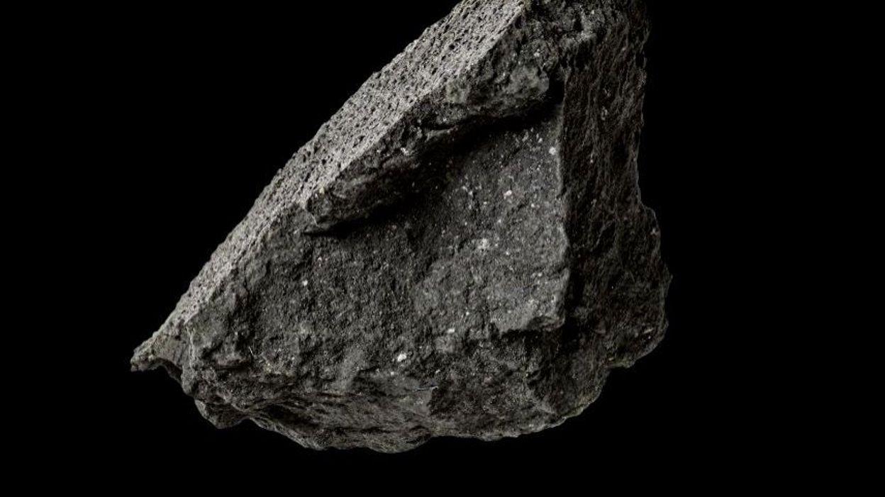 Une météorite rare tombée en Angleterre pourrait contenir des informations sur la formation de la vie - RTBF