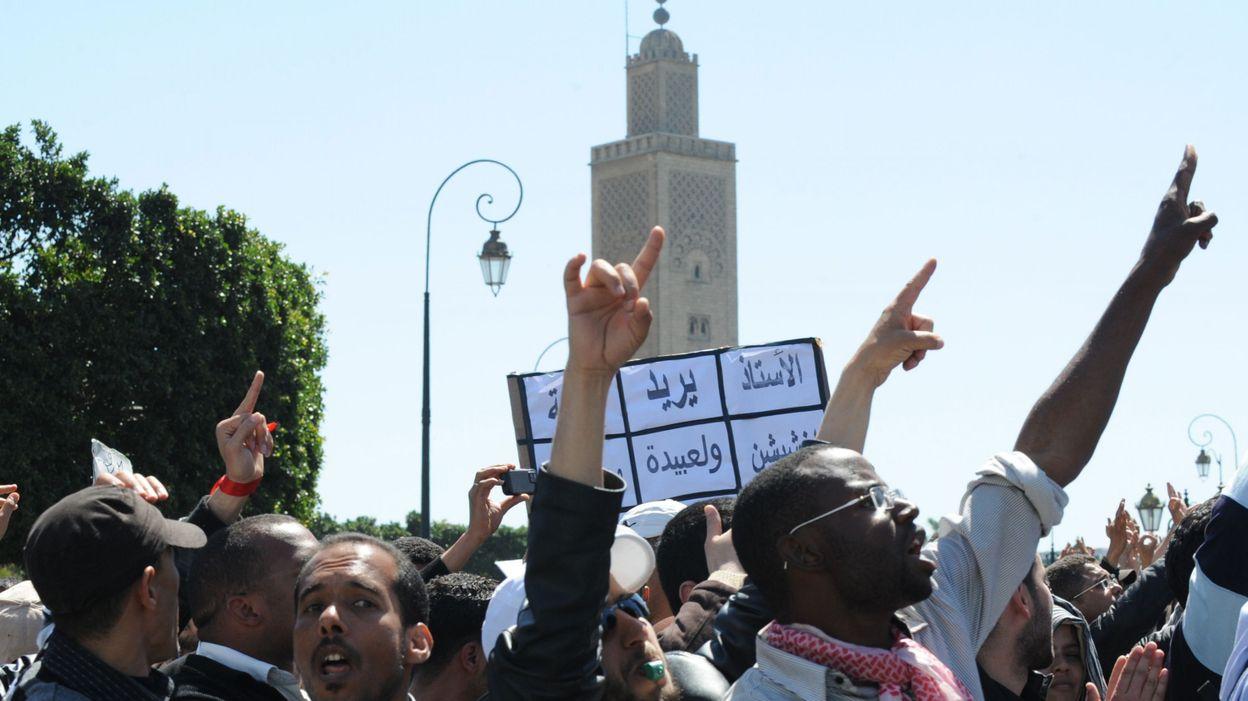 Maroc: manifestations massives à Jerada après la mort de deux personnes dans une usine désaffectée