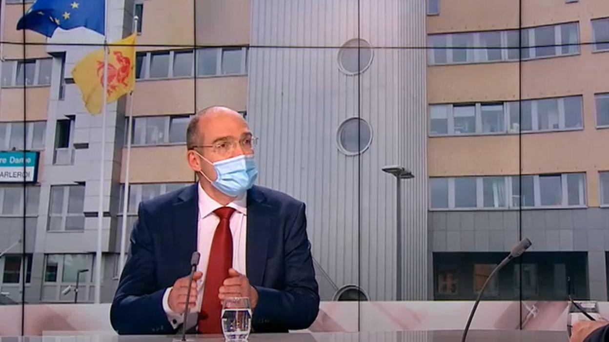 Dans tous les hôpitaux, les règles pour les visiteurs devraient être les mêmes, plaide le directeur médical du Grand hôpital de Charleroi - RTBF