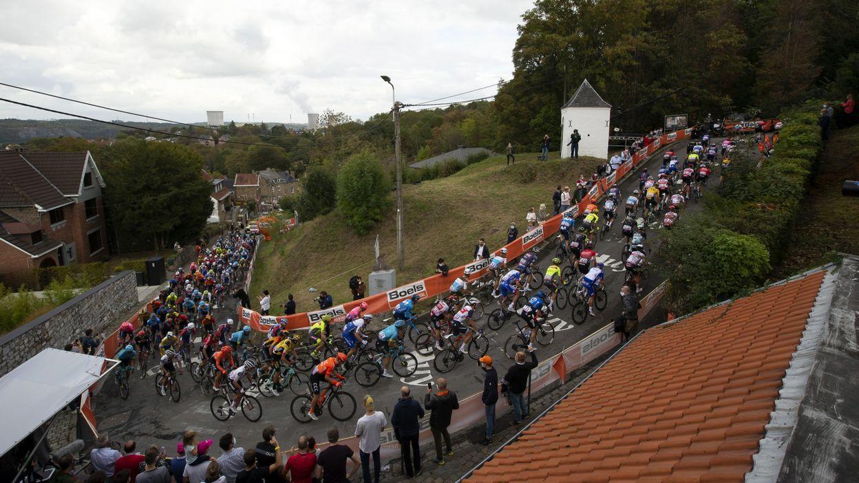 Tour de Belgique : Le parcours de l'édition 2021 dévoilé, le Mur de Huy au menu - RTBF
