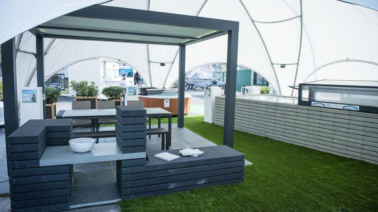 batibouw profiter toute l 39 ann e du jardin et de la terrasse. Black Bedroom Furniture Sets. Home Design Ideas