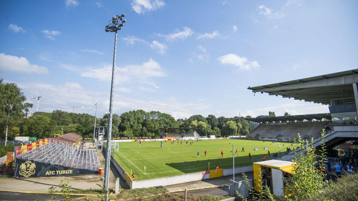 Sport FOOTBALL Le club des Hazard en passe de fusionner avec l'AFC Tubize - RTBF