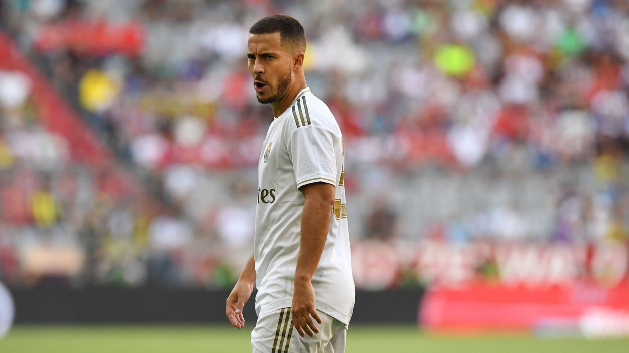 Real Sociedad Calendrier.Le Real Courtois Et Hazard Battus Aux Tab Par La Roma Pour