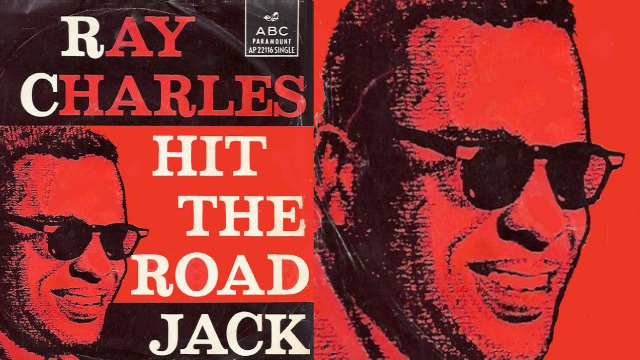 Ray Charles ''Hit The Road Jack''