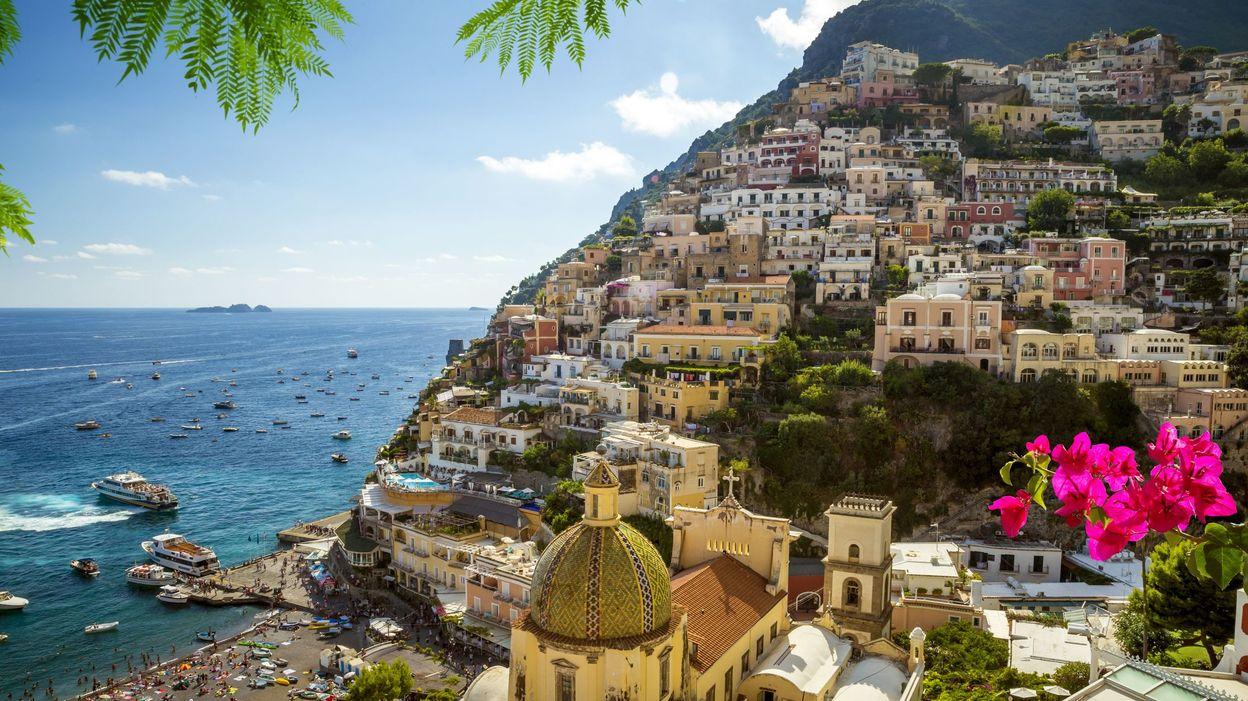 Italie Une Semaine A Naples Et Sur La Cote Amalfitaine