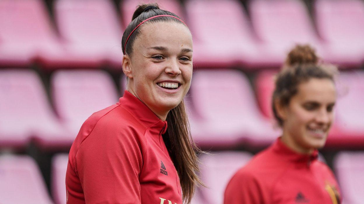 Tine De Caigny, soulier d'or féminin, quitte Anderlecht pour Hoffenheim - RTBF