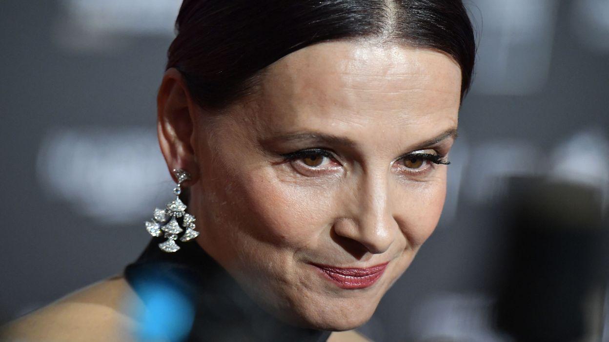 Juliette Binoche n'est pas nommée aux Césars : elle réagit dans une étrange vidéo - RTBF