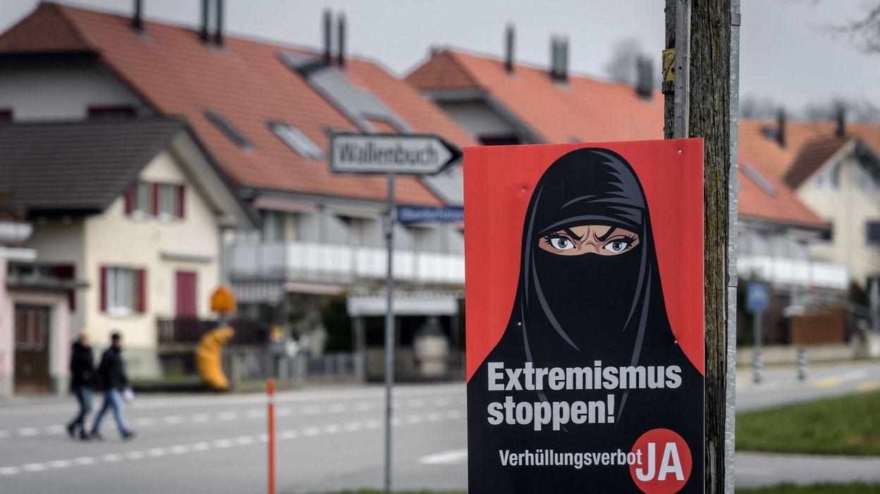 Suisse : Amnesty dénonce l'interdiction du voile intégral, qui