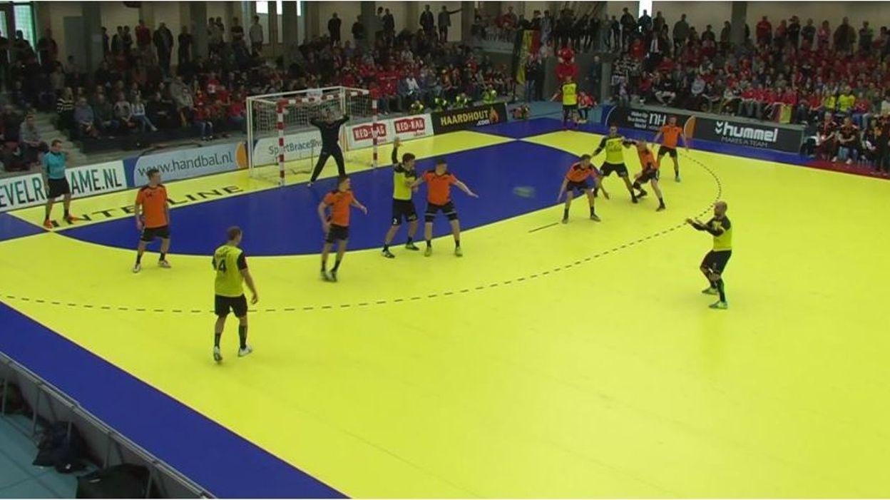 Qualification Mondial Handball