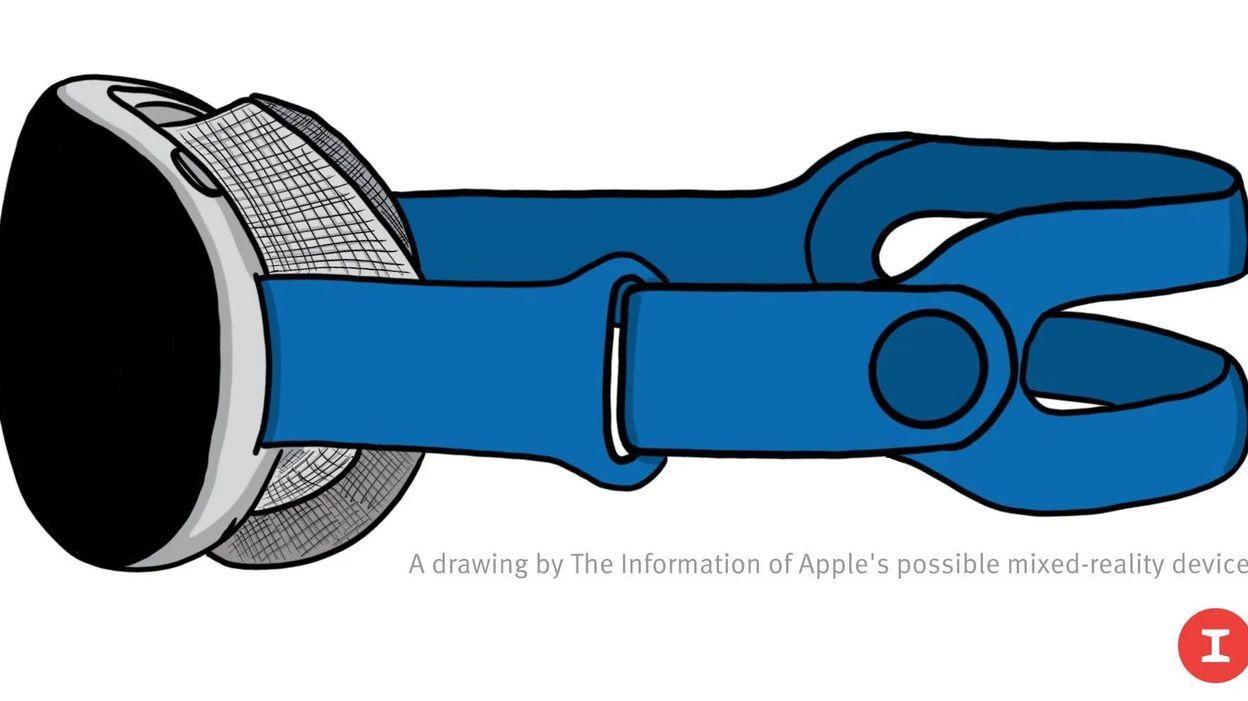Tendance Le casque de réalité virtuelle d'Apple pourrait coûter 3000 dollars - RTBF