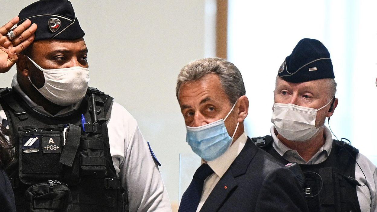Nicolas Sarkozy condamné :