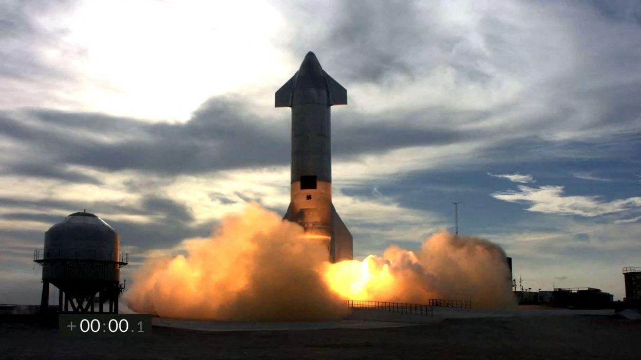 SpaceX: les fusées Starship qui explosent lors des tests, pas forcément des échecs - RTBF