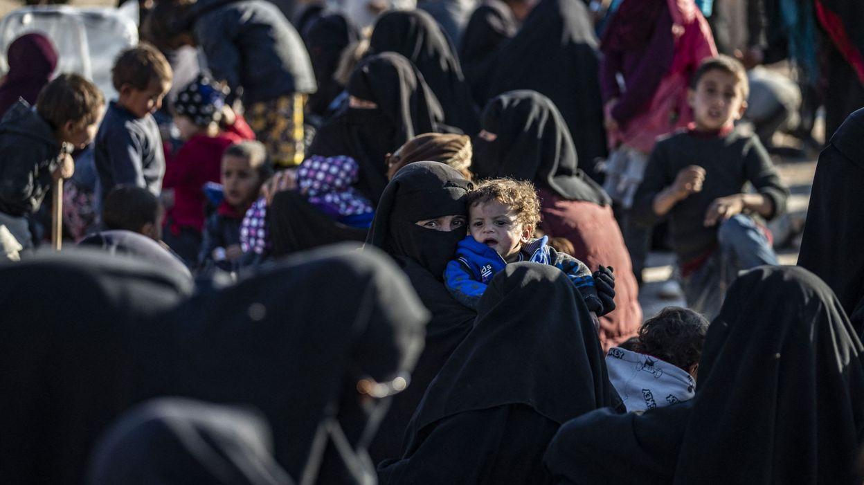 Syrie : décapitations et autres meurtres dans le camp d'Al-Hol, 14 morts - RTBF