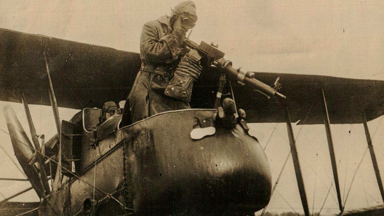 Canons allemands sur le front belge Belgique WW1