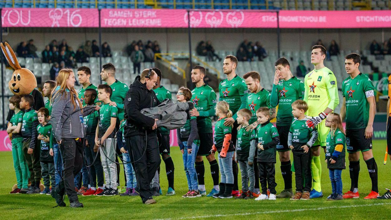 Le Cercle de Bruges, deuxième club de Pro League à mettre ses joueurs au chômage technique