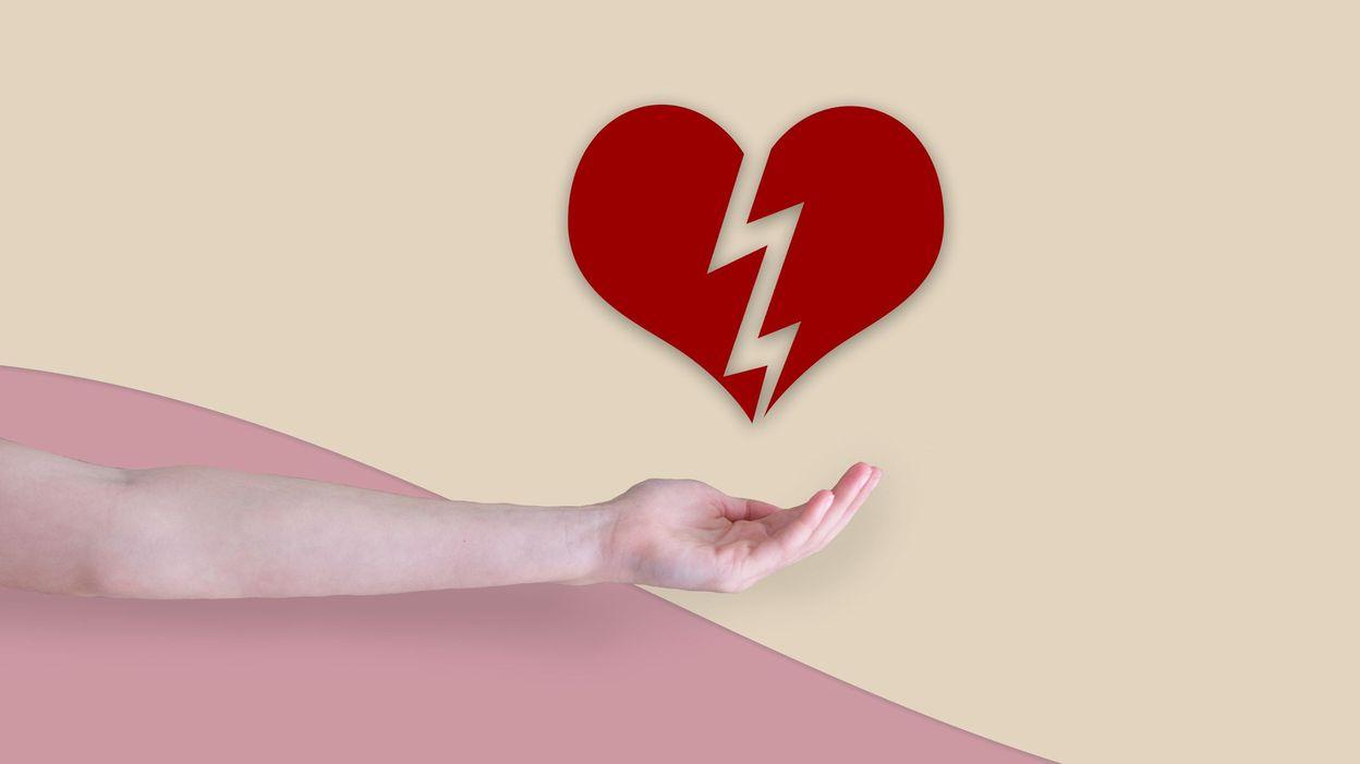 Le cœur brisé est un véritable syndrome clinique, le tako-tsubo ! - RTBF