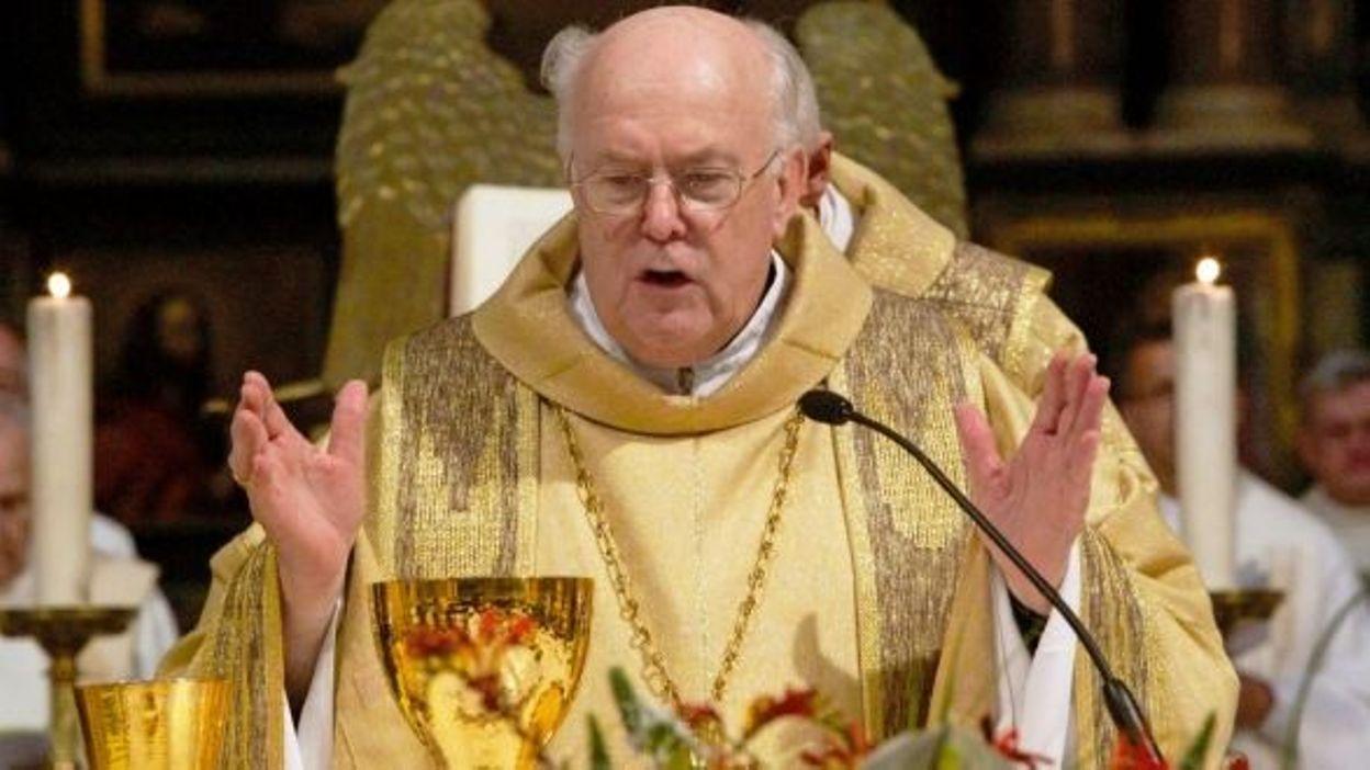 """Godfried Danneels Detail: Le Cardinal Danneels Choqué Par """"l'affaire Dutroux De L"""