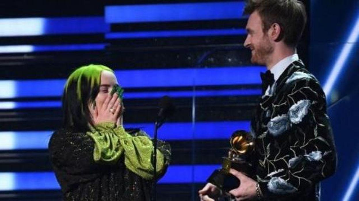 """Billie Eilish remporte le """"Grammy Award"""" de la """"chanson de l'année"""" pour """"Bad Guy"""""""