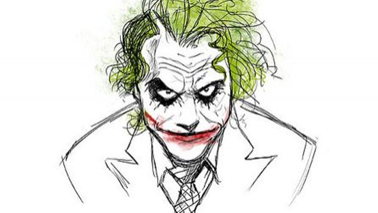 Le Joker Et Robin Sont Orphelins