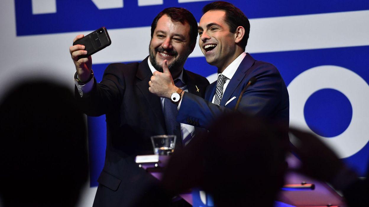 """Vlaams Belang, Salvini, Trump, Johnson: La vague """"nationale-populiste"""" est-elle inarrêtable ?"""