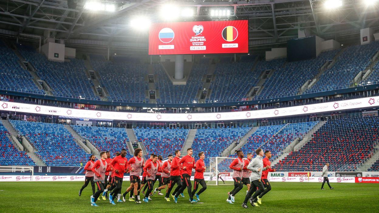 J-100 avant l'Euro de football : l'UEFA ne peut plus reporter et le casse-tête est colossal - RTBF