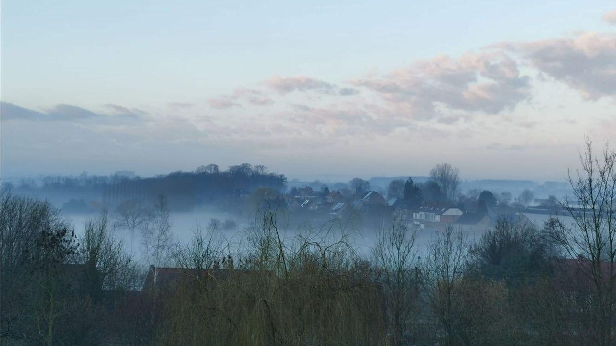 Météo du week-end : en partie dans le brouillard - RTBF