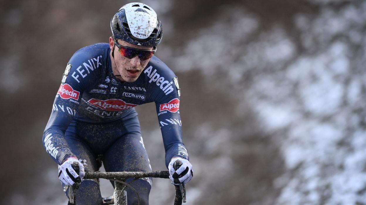 Niels Vandeputte, 20 ans, signe son premier contrat avec Alpecin-Fenix - RTBF