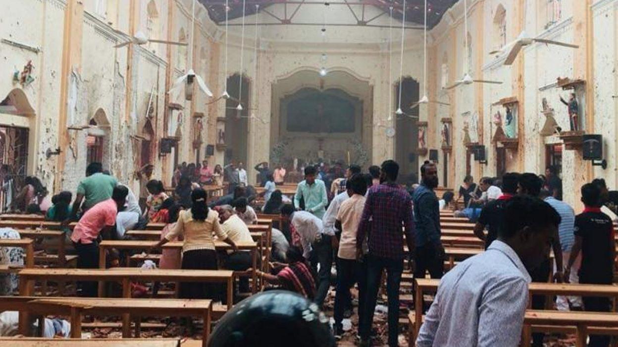 Explosions au Sri Lanka: le bilan s'alourdit à 207 morts et plus de 450 blessés - RTBF image