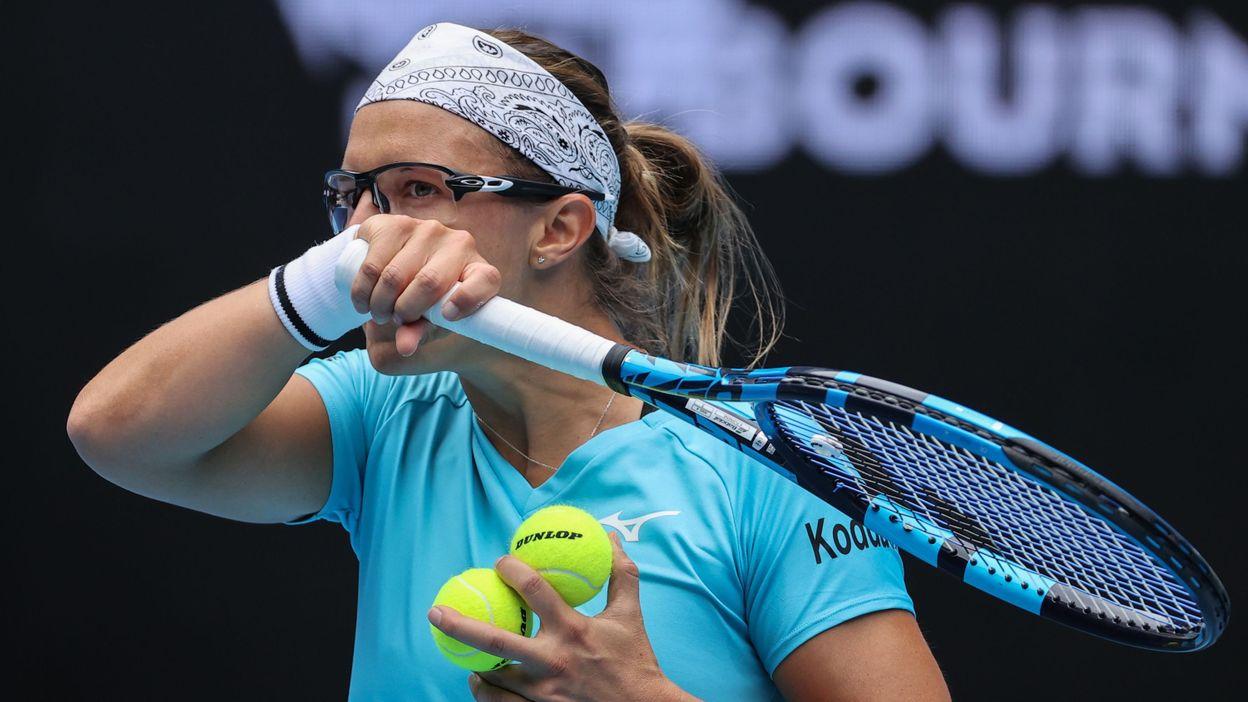 04h34 Open d'Australie : Kirsten Flipkens éliminée au premier tour par Venus Williams - RTBF