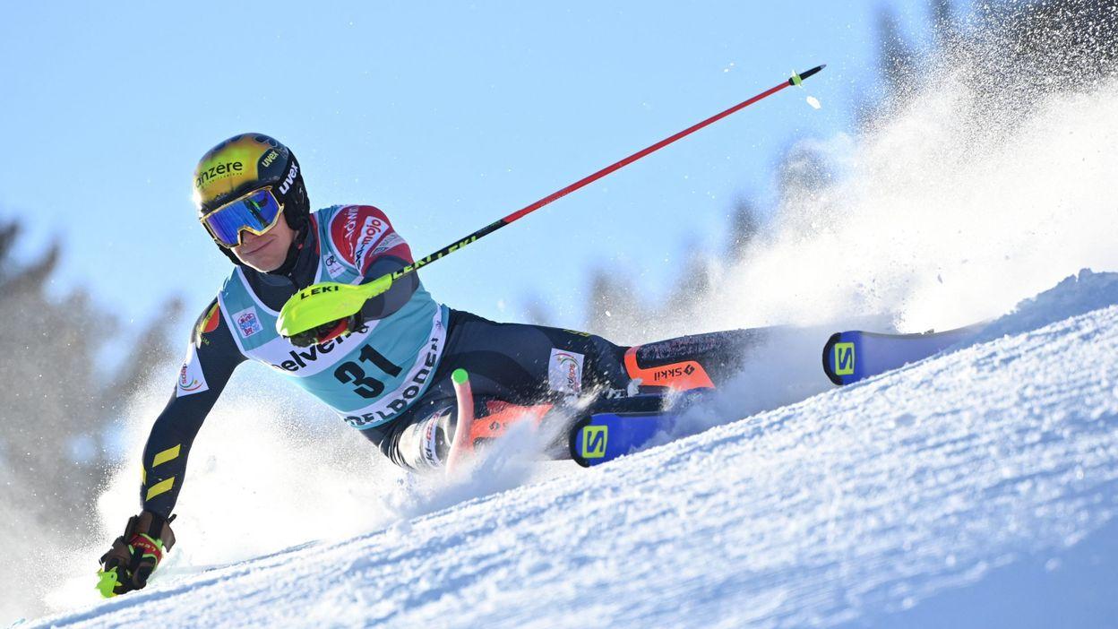 Sport Championnats du monde de ski alpin : Schwarz lauréat, Armand Marchant 15e - RTBF