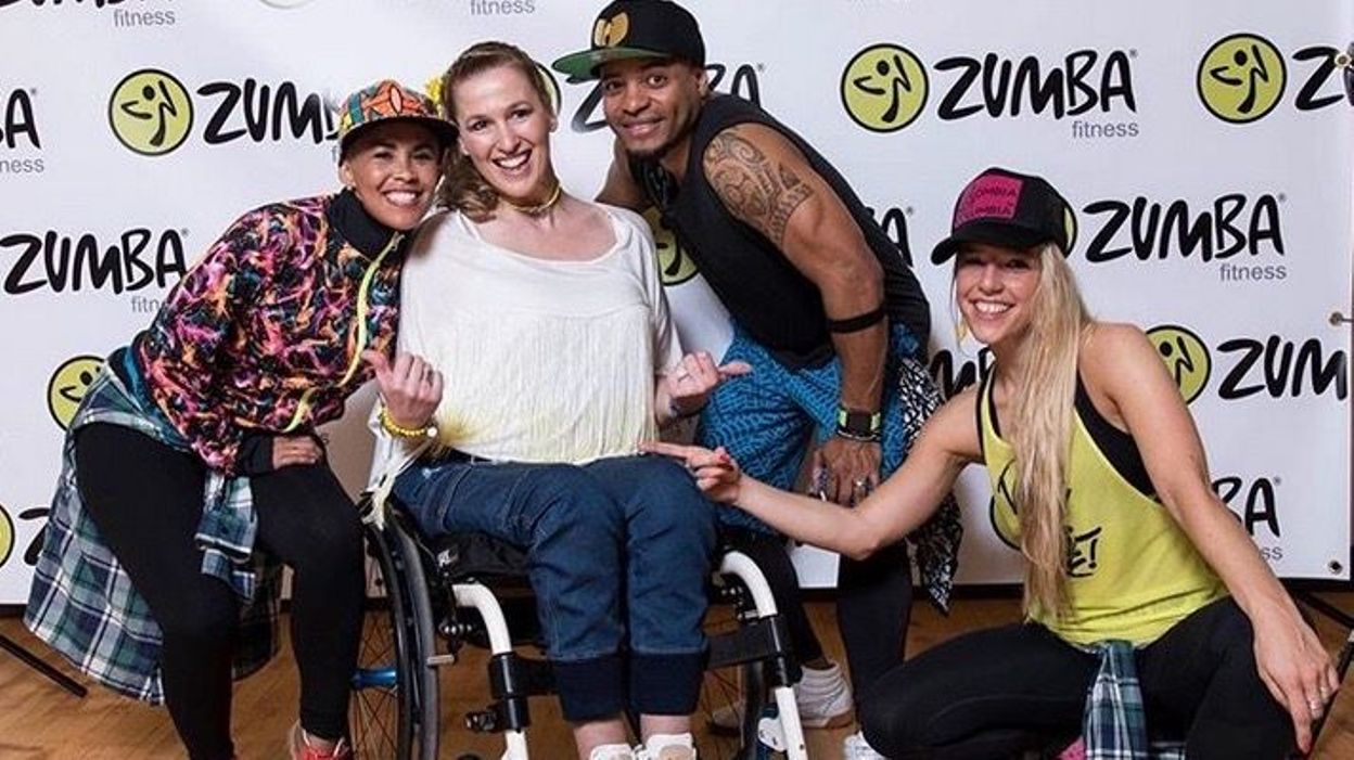 Sandra Benetti La Cyclo Danseuse Qui Fait Valser Les Prejuges Sur Les Femmes En Situation De Handicap