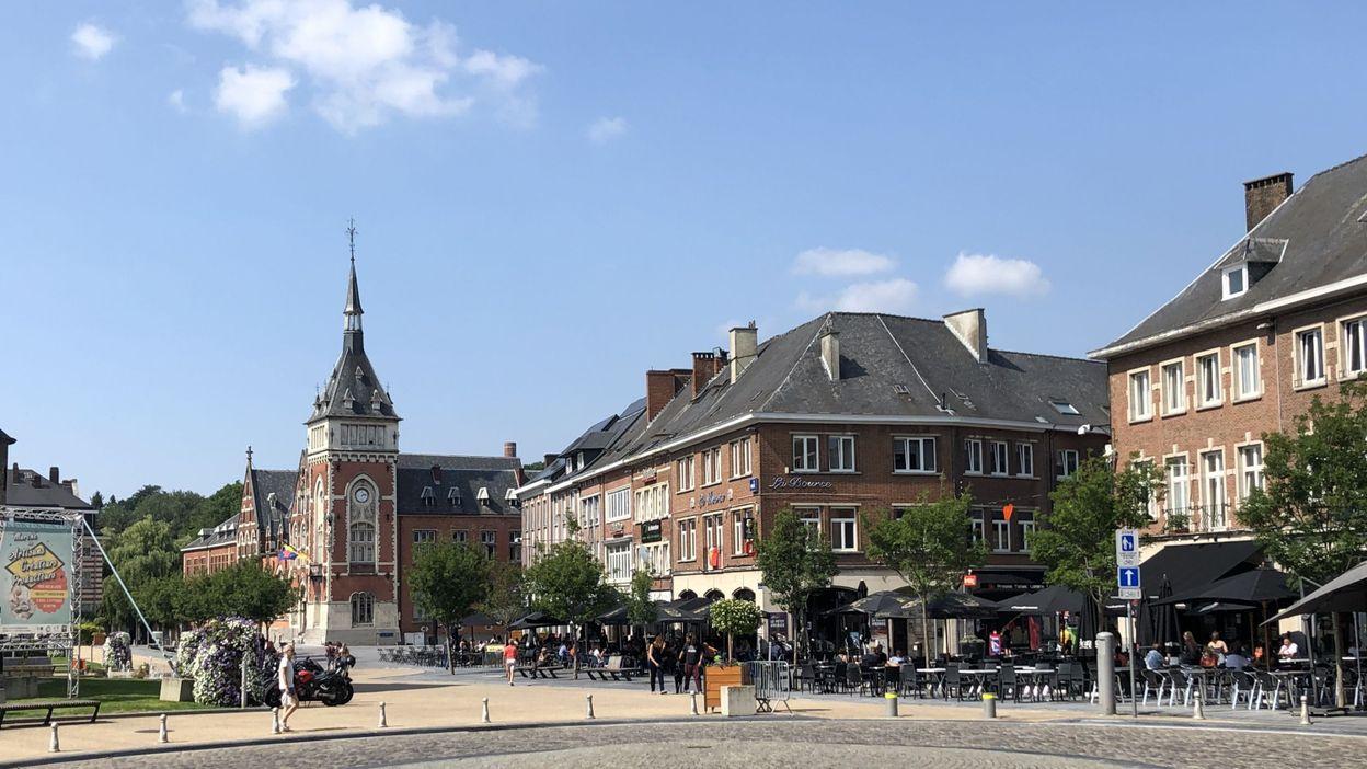 """Centre-ville de Nivelles : """"On a tous les outils pour réussir ici"""", affirme le président de l'AMCV"""