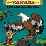 Sortie BD : Yakari, Sous l'aile de Grand Aigle