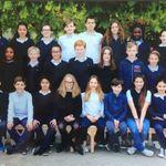 Notre classe niouzz de St-André à Bruxelles