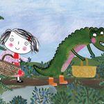 Cmoiki...découvre les aventures de Rita et Crocodile