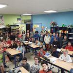 Notre classe niouzz de Limal