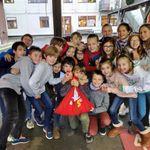 Notre classe niouzz de Chaumont-Gistoux