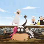 """CmoiKi...assiste à l'avant-première du film d'animation """"Le quatuor à cornes""""!"""